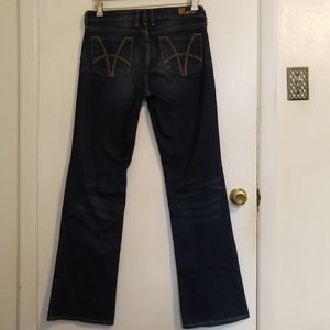 Kut from the Kloth Jeans - Kut from the Kloth Farrah Baby Bootcut Jeans Size